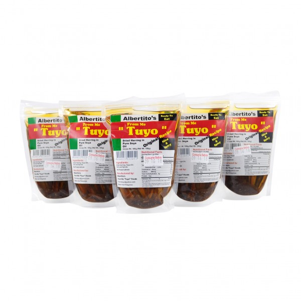 """""""From Me Tuyo"""" Fillet (Pack of 5)"""