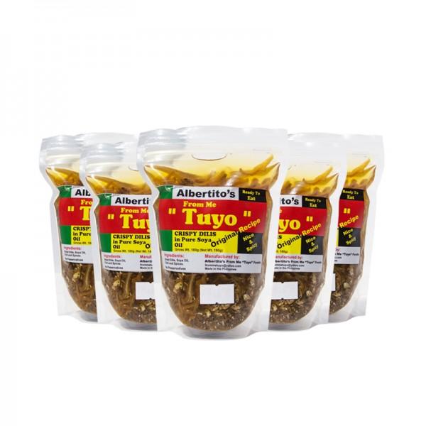 Crispy Dilis Pack of 5