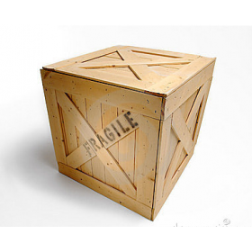 For Jael Gonzales - Shipping and Crating Fee for Christmas Gift Box