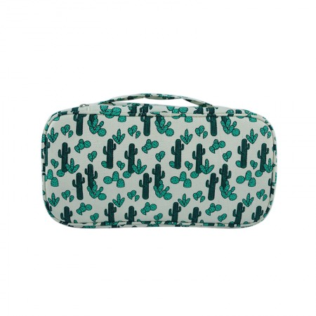 Travel Organizer - Green Decor