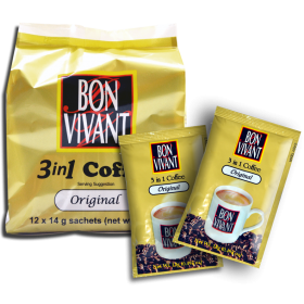 3 in 1 Instant Coffee