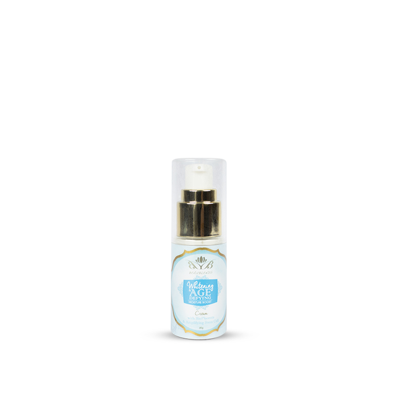 Whitening & Age Defying Moisture Boost System