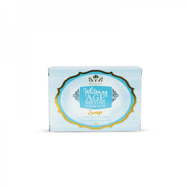 Whitening & Age Defying Moisture Boost Soap