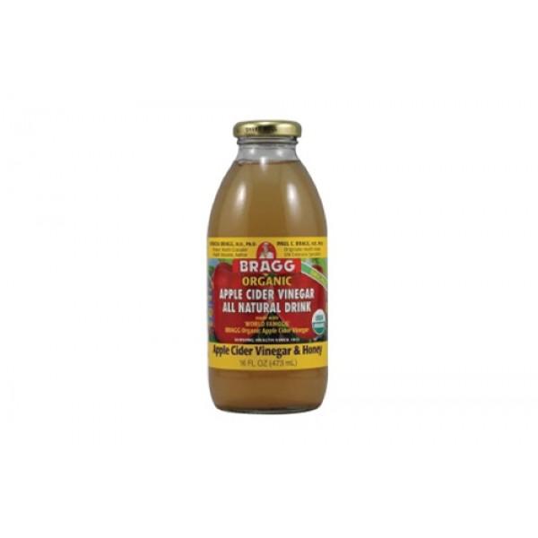 16oz Apple Cider Vinegar & Honey