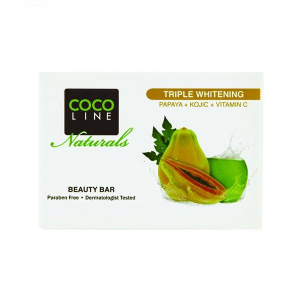 Triple Whitening Beauty Bar 135g