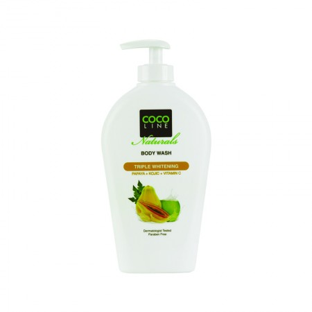 Triple Whitening Body wash  340ml