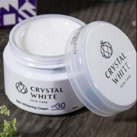 Crystal White Underarm Whitening Cream 30ml