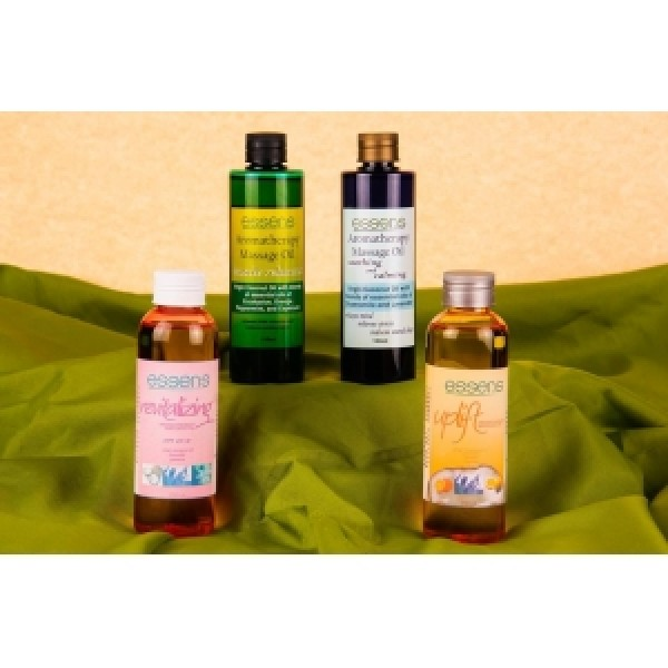 Massage Aromatherapy Oils