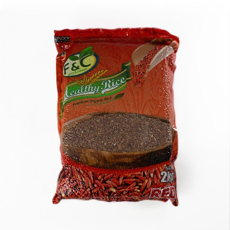 Healthy Rice (Organic) Red, 2kg