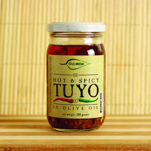 Gourmet Tuyo Hot and Spicy