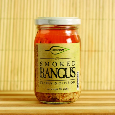 Smoked Bangus