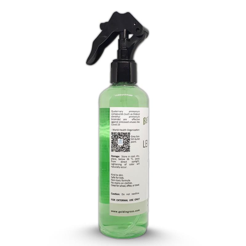 BETTER GREEN OPTIONS Sanitizer  250 mL