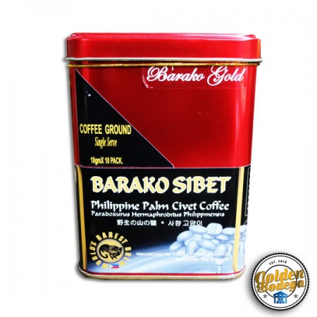 Civet Barako Coffee (10 Pouches)