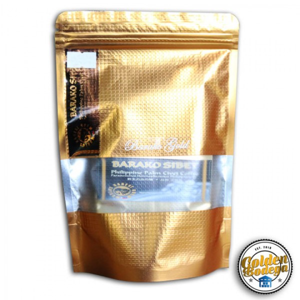 Civet Barako Coffee (3 Pouches)