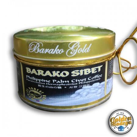 Civet Barako Coffee Beans 50g