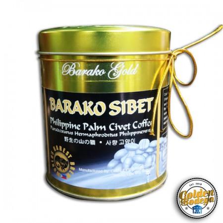 Civet Barako Coffee Beans 70g