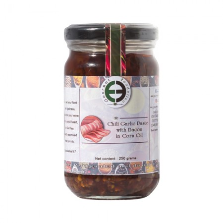 Chili Garlic Paste with Bacon