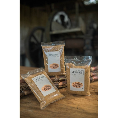 Kairos Farm Muscovado Sugar 1kg RED