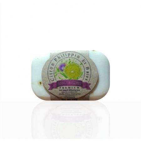 Premium Anti-Aging & Whitening Organic Grapeseed Citrus Soap