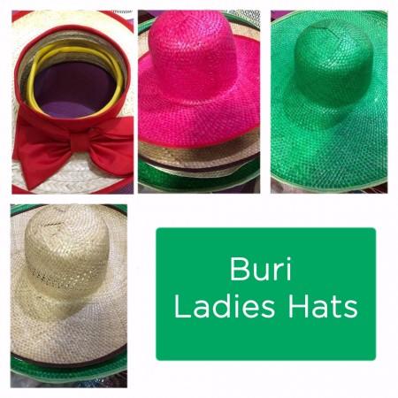Ladies Hats (Buri)