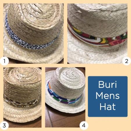 Men's Hats (Buri)
