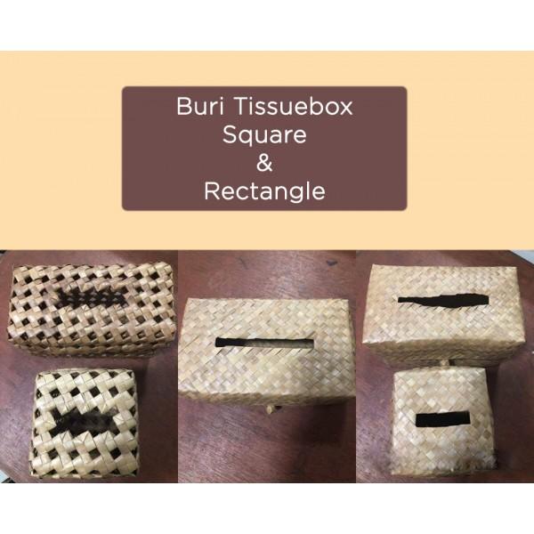 Tissue Box (Buri)