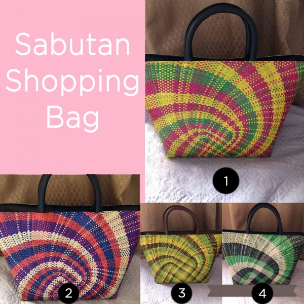 Shopping Bag (Sabutan)