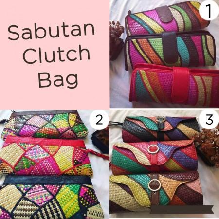 Clutch Bag (Sabutan)