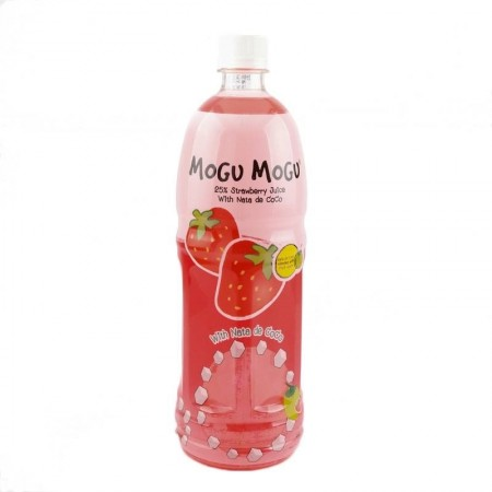Strawberry Mogu Mogu 1L