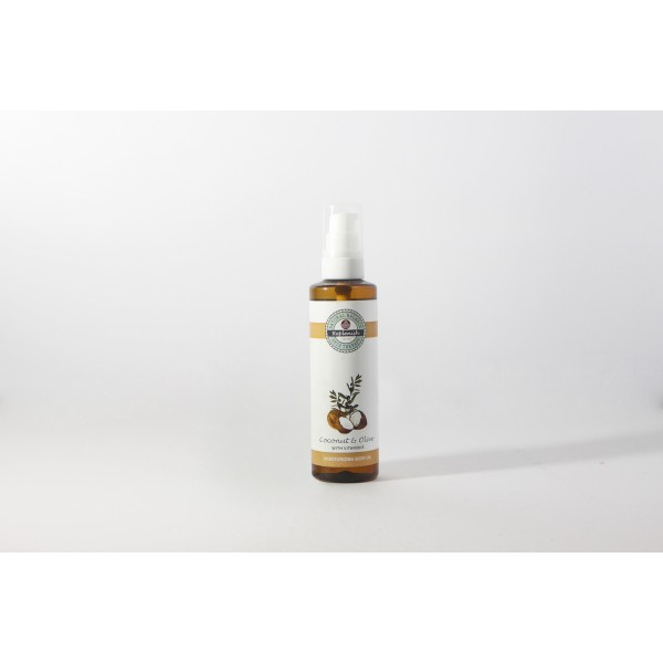 Coconut & Olive Body Oil (120ml)