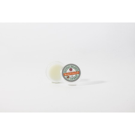 Manuka Honey & Coconut Lip Balm (10g)