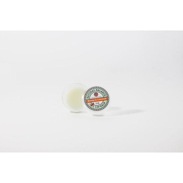 Manuka Honey & Coconut Lip Balm (10g)