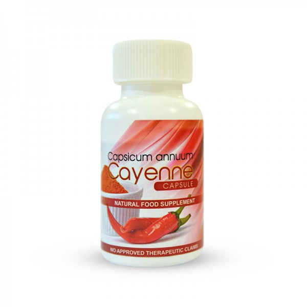 Cayenne Capsule