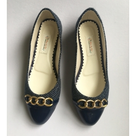 Cary Flats (Dark Blue)
