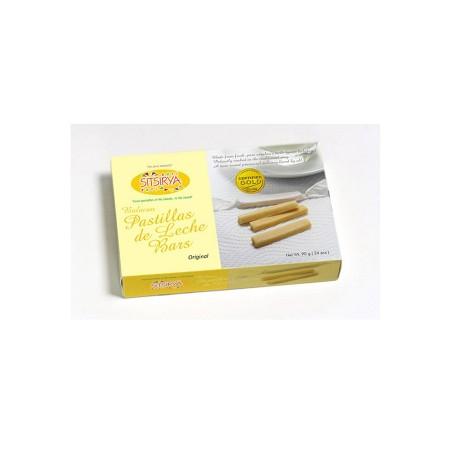 Bulacan Pastillas de Leche Bars Original 24s