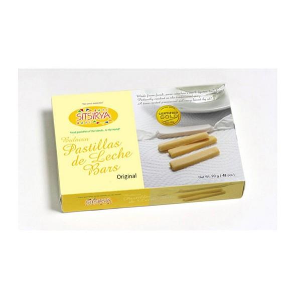 Bulacan Pastillas de Leche Bars Langka 48s