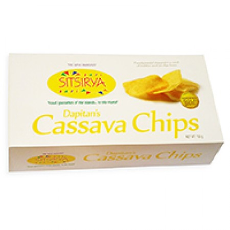 Dapitan Cassava Chips