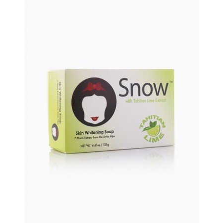 Snow Skin Whitening Yahitian Lime Soap 125g