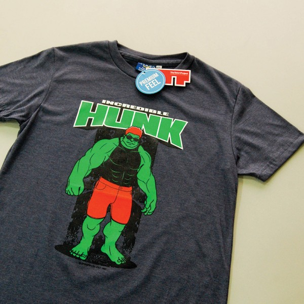 Incredible Hunk