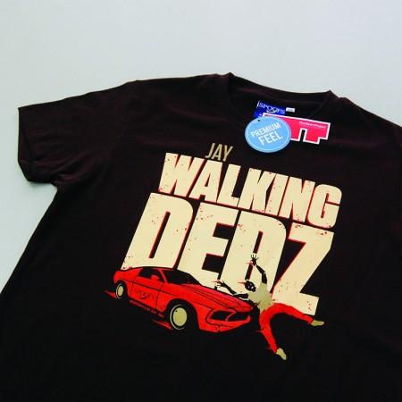 Jay Walking Deads