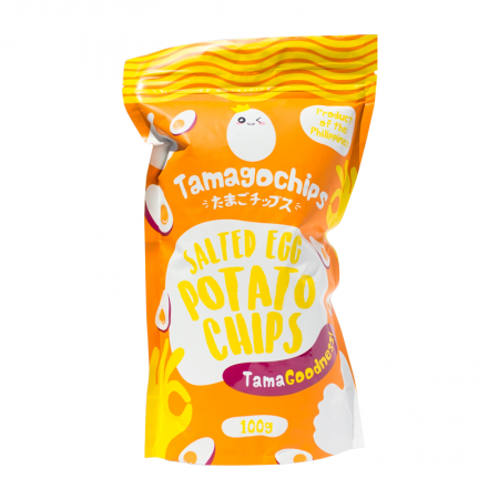 Tamago Chips - Salted Egg Potato Chips