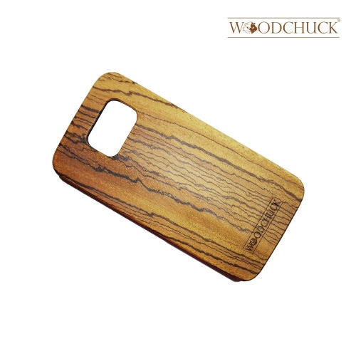 ZebraWood Wooden Phone Case (Samsung)