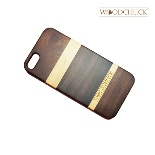 Ebony Wooden Phone Case (iPhone)