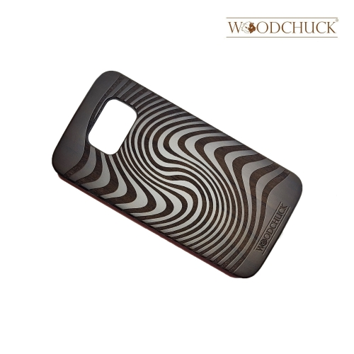 Ebony Wooden Phone Case (Samsung)
