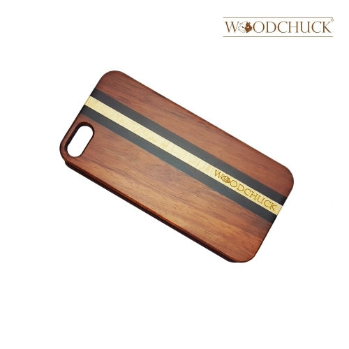Red Oak Wooden Phone Case (iPhone)