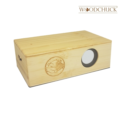 Natural Bamboo Bamboo Box (Wooden Induction Speakers)