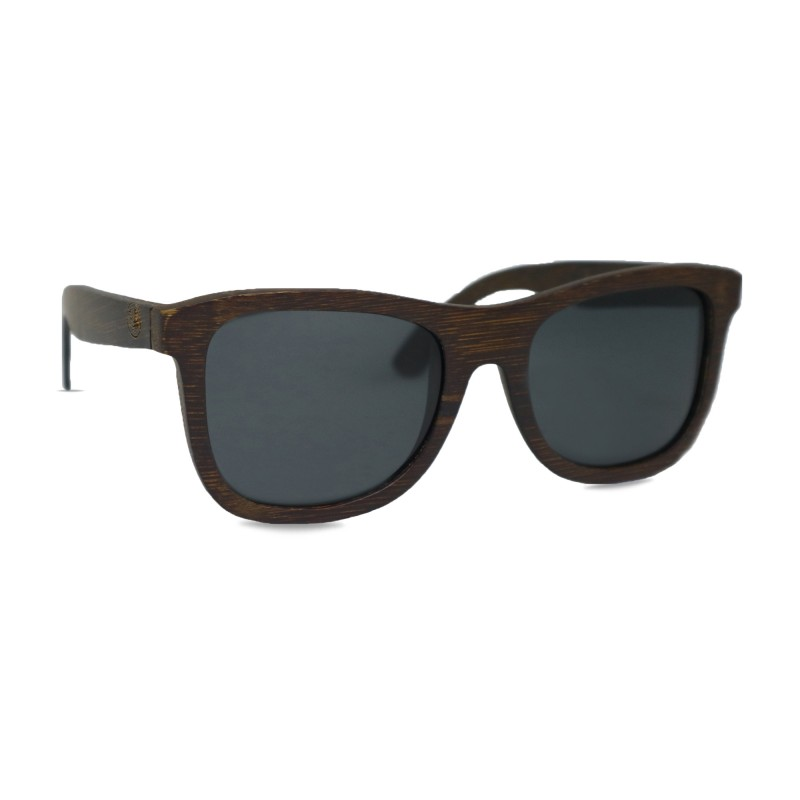 Black Walnut Wayfarer Sunglasses