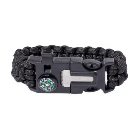 3-in-1 Survival Bracelet