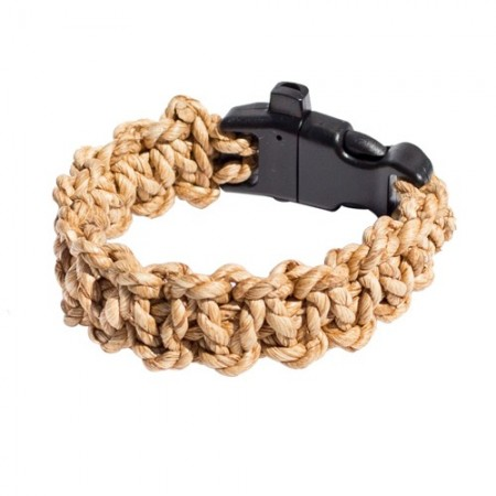 Paracorn Survival Bracelet with Whistle