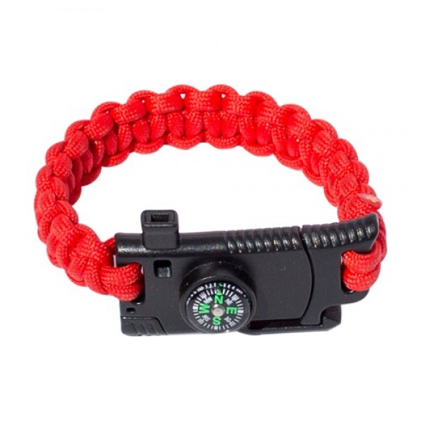 Ultimate Survival Bracelet
